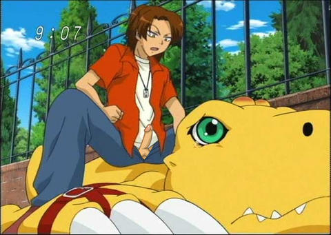 34 data digimon squad episode For honor peacekeeper