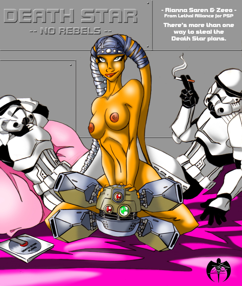 ahsoka porn wars star the wars clone How to be a despacito spider
