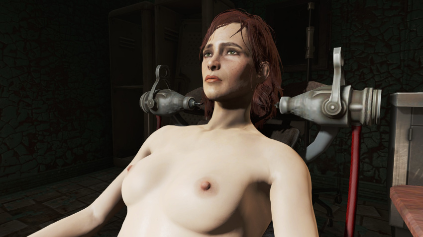 fallout 4 with cait sex Total drama island sex comic